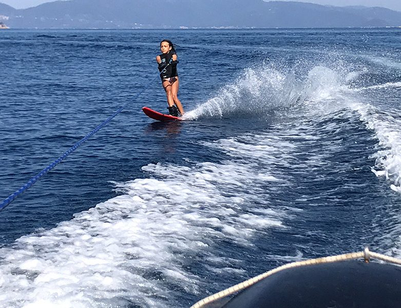 skiathos waterski