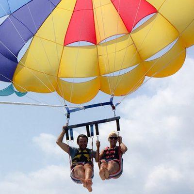 skiathos parasailing,skiathos fun,skiathos watersports,parasailing