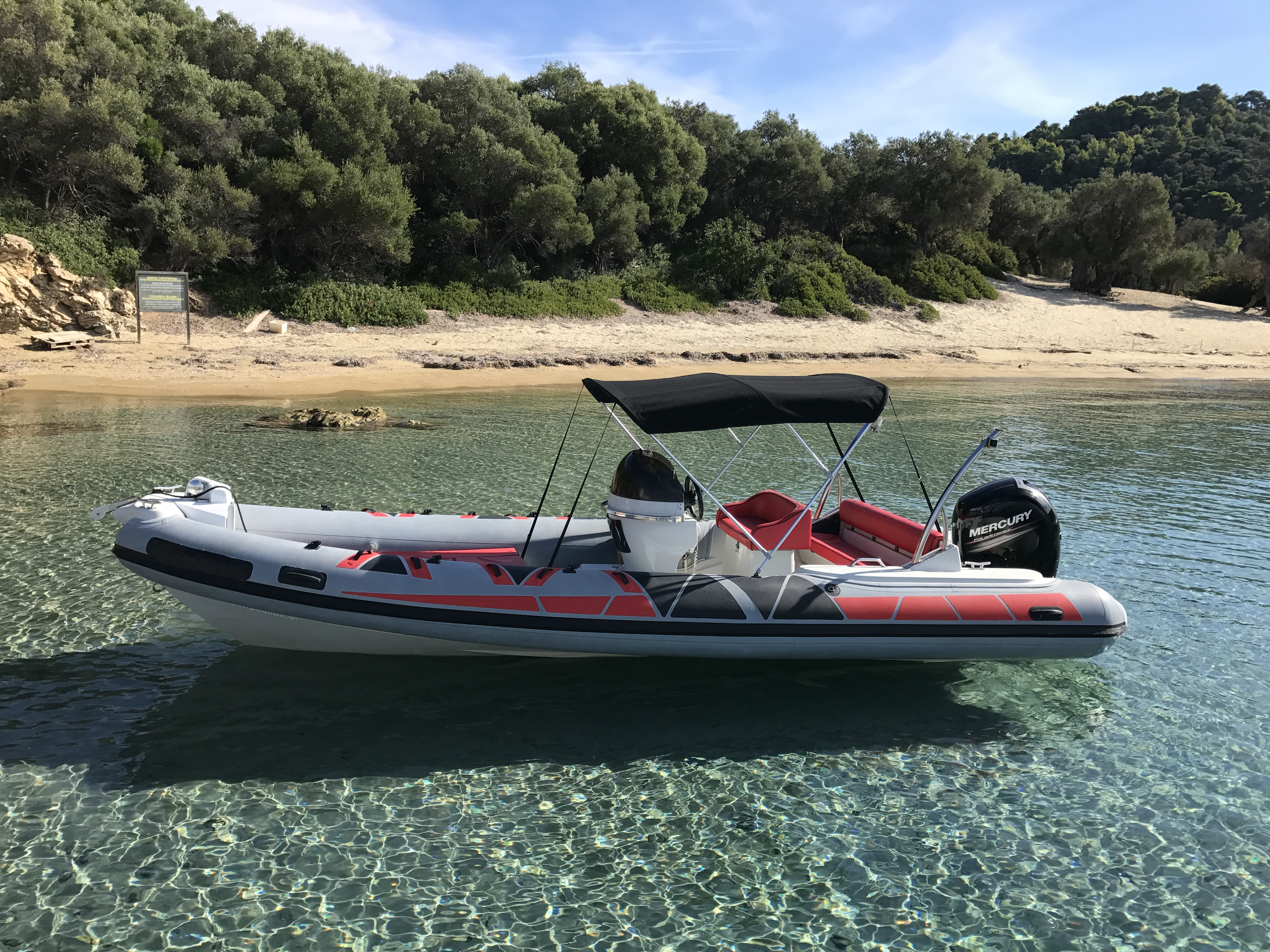 skiathos rent boats,ribs