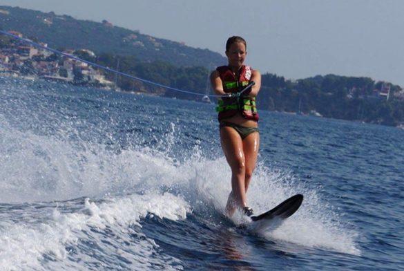 skiathos water ski