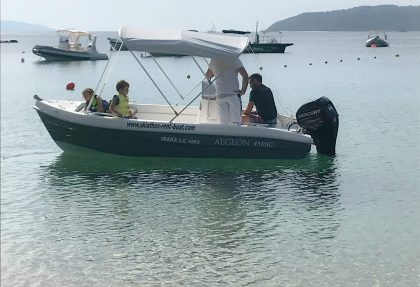 Skiathos Rental Boats