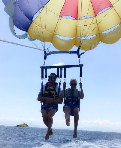skiathos parasailing,skiathos island,skiathos fun