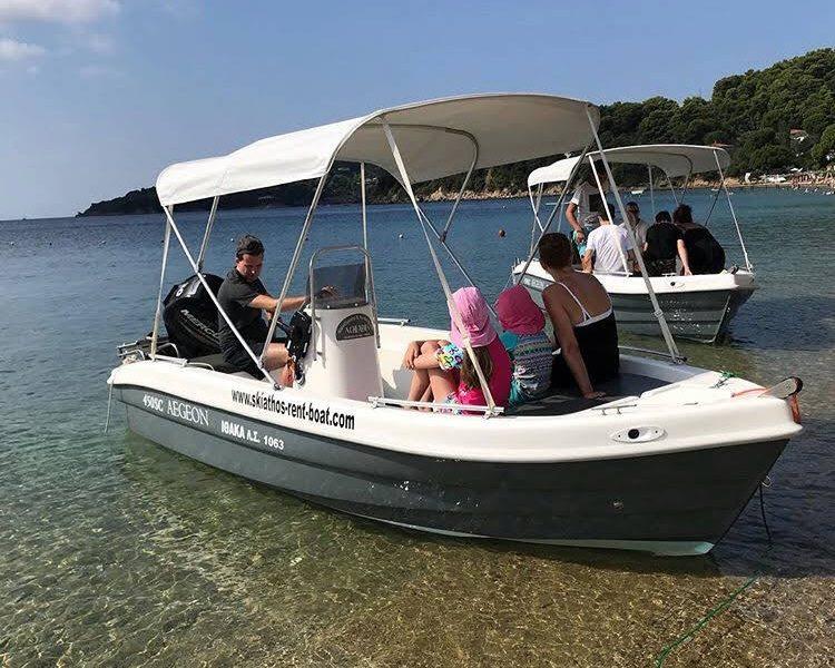 skiathos rent boats,polyester,skiathos island,skiathos boats,skiathos fun