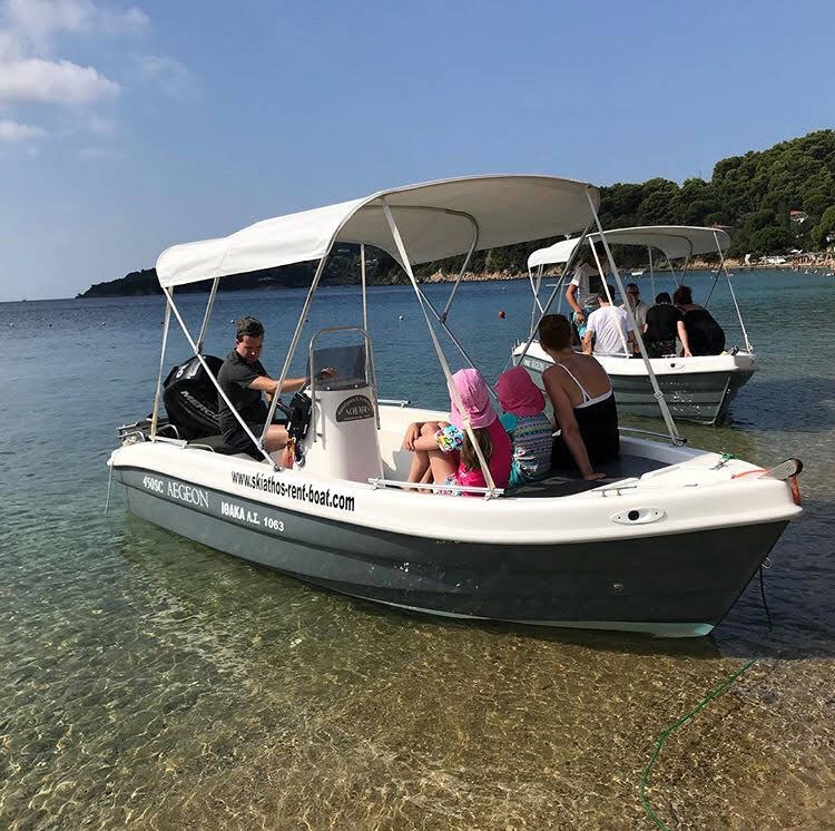 Skiathos Rental Boats